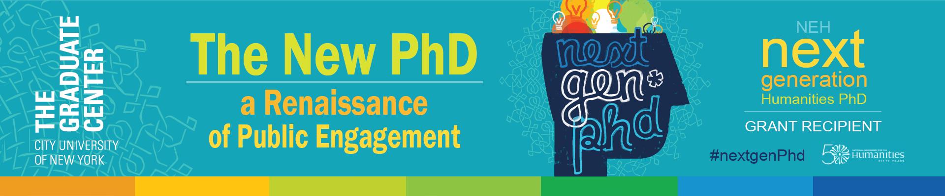 The New PhD: A Renaissance of Public Engagement